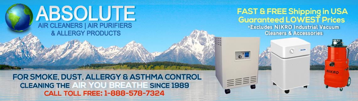 Air Cleaner | Air Purifiers & Allergy Products